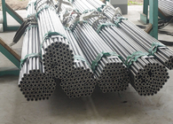 P1 / P5 / P9 Round Black Painting Carbon Steel Pipe ASTM A335 With Plastic Caps